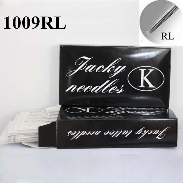 50pcs JACKY Round Liner Assorted Tattoo Needles